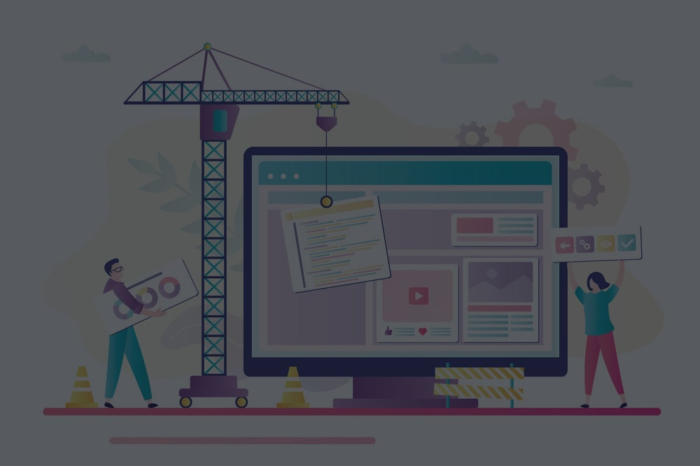 What is a page builder?